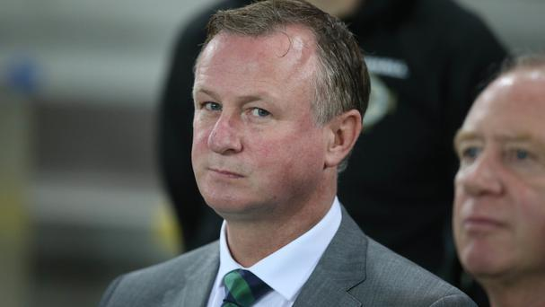Michael O'Neill expected Germany to win Euro 2016