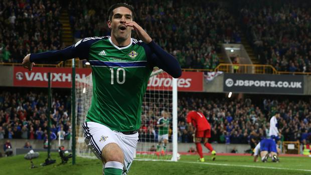 Kyle Lafferty seals a move that he hopes can kick-start his