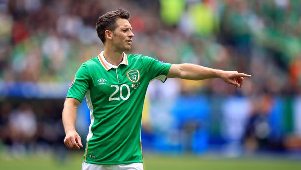 Wes Hoolahan has his sights set on the World Cup