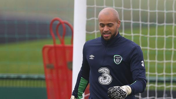 Keeper Darren Randolph is happy with the Republic of Ireland's start to their World Cup qualifying campaign
