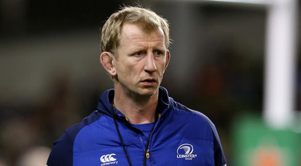 Leo Cullen was impressed with his forwards