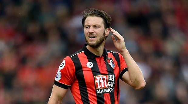 Eddie Howe believes Harry Arter is working towards international honours