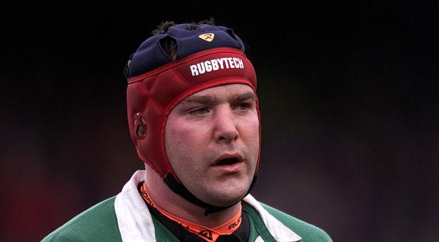 Anthony Foley, who has died at the age of 42, was a hero of Munster and Irish rugby.