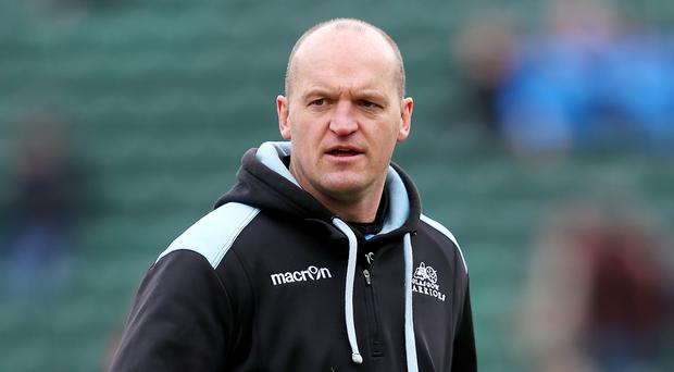 Gregor Townsend pays tribute to Anthony Foley after