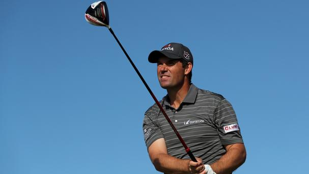 Padraig Harrington is looking to end an eight-year European Tour drought