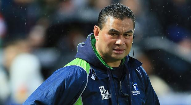 Pat Lam's Connacht were convincing winners against Zebre in Parma