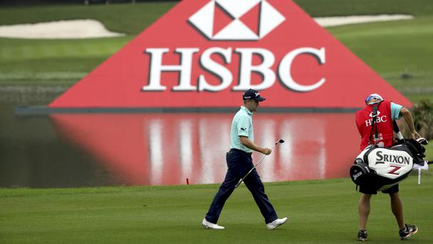 Matsuyama off to solid start at WGC-HSBC Champions