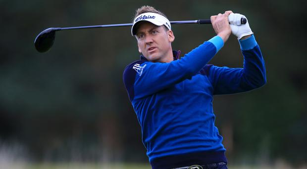 Ian Poulter missed the cut in Mississippi