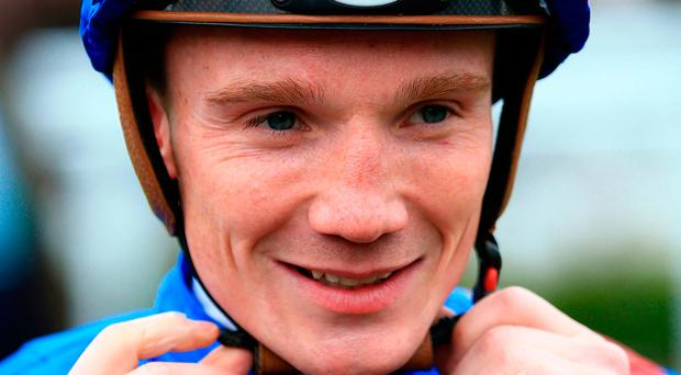 Jockey Frederik Tylicki. Photo: PA