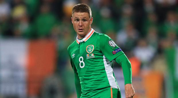 James McCarthy is struggling with injury
