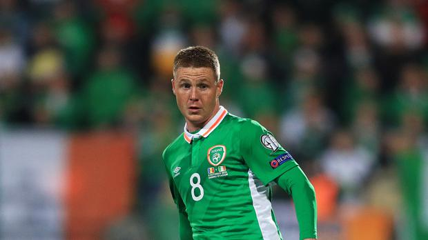 Republic of Ireland midfielder James McCarthy has found himself at the centre of a simmering club versus country row