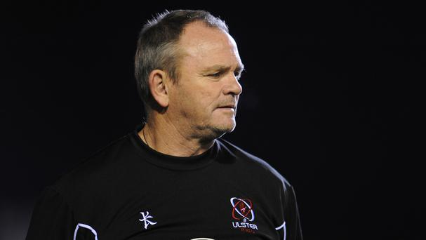 Canada coach Mark Anscombe says Ireland's all-new 15 is to be expected in the modern game