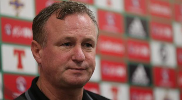 Michael O'Neill's work with Northern Ireland has won admirers