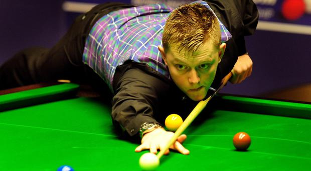 Mark Allen beat Mark Joyce