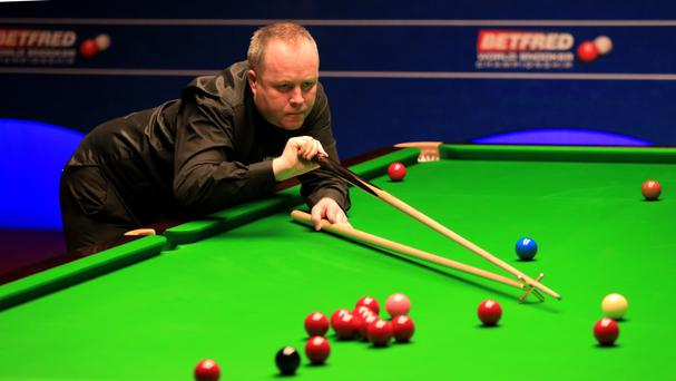 John Higgins scored a 147 at the Northern Ireland Open