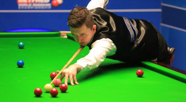 Kyren Wilson is in to the semi-finals of the Northern Ireland Open