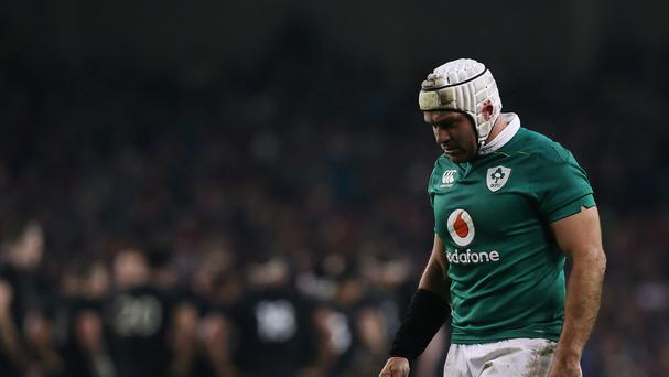 Ireland captain Rory Best was disappointed after blowing the chance to beat New Zealand twice in two weeks