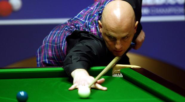 Mark King could win his first ranking event after beating Kyren Wilson in the semi-finals