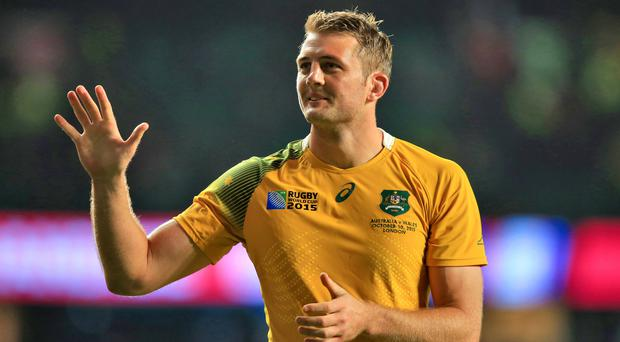 Australia's Dean Mumm will start against Ireland
