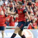 Ian Keatley's drop goal earned Munster a dramatic win