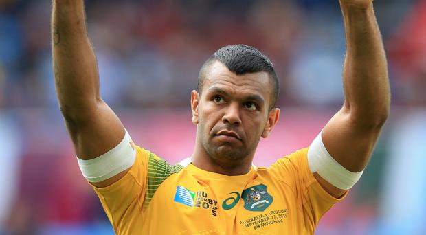 Australia international Kurtley Beale is closing in on a return to fitness