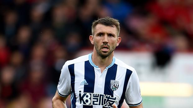 Gareth McAuley has started every Premier League game for West Brom this season