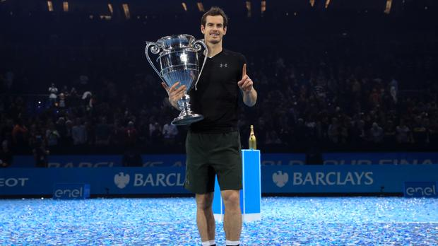 Andy Murray had a memorable year