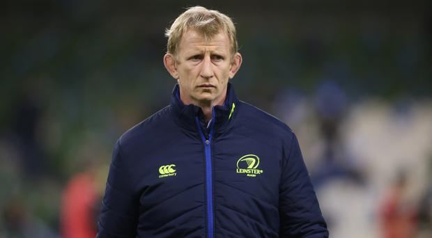 Leo Cullen was delighted with the clinical finishing of Leinster