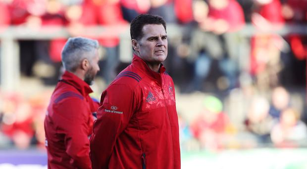 Munster's Rassie Erasmus thinks his men can go all the way in the Champions Cup