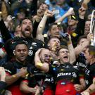 Champions Cup holders Saracens will be looking to confirm a home quarter-final this weekend