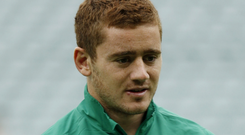 Paddy Jackson is set to lead Ireland's backline into this year's Six Nations. Photo: PA