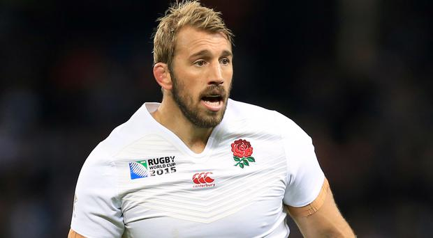 Chris Robshaw will be among the injury absentees during this season's RBS 6 Nations Championship