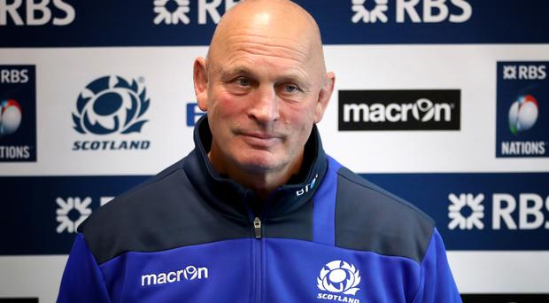 Vern Cotter will leave his role after the tournament has concluded