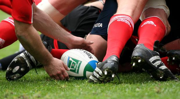 This week saw the Junior sides take centre stage, with Castletroy securing their semi-final place at the expense of St Clements at Garryowen RFC on Tuesday (stock photo)