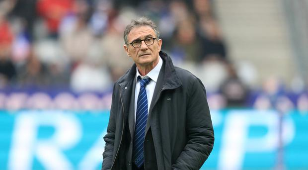 France head coach Guy Noves has made three changes for the Six Nations clash with Ireland