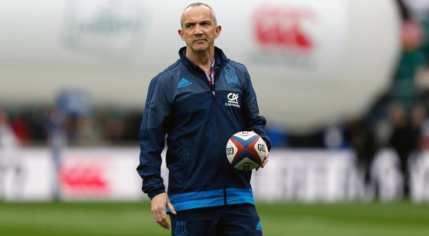 Conor O'Shea's Italy gave England plenty of problems with their unusual tactics
