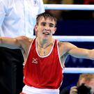 Michael Conlan is ready to launch his professional career at Madison Square Garden
