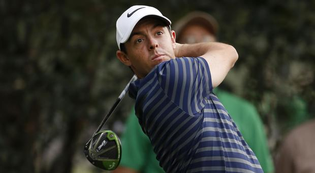 Rory McIlroy leads by two in Mexico (AP)