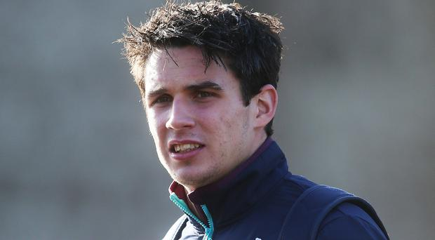 Joey Carberry scored two tries for Leinster