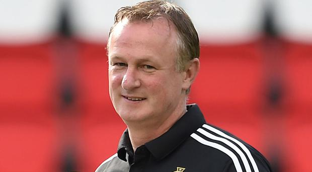 Michael O'Neill would be 'tempted' if Leicester wanted him as their new boss