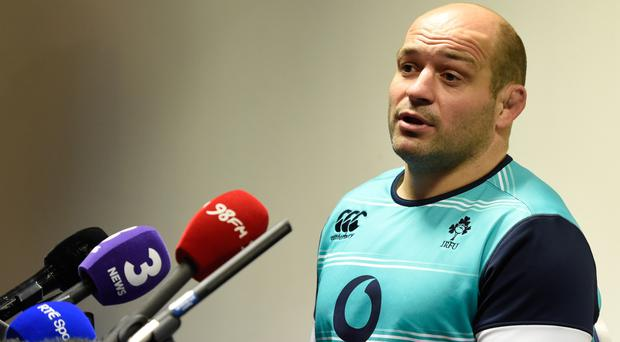 Rory Best insists Ireland can cope with the sensory overload of facing Wales in Cardiff under a closed roof