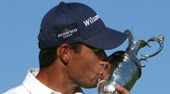Padraig Harrington won the Open when it was last staged at Royal Birkdale in 2008