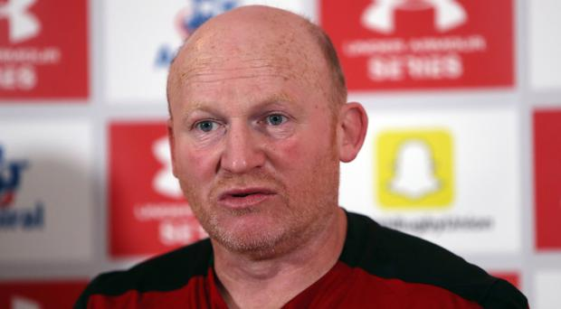 Wales skills coach Neil Jenkins will again be part of the British and Irish Lions coaching team