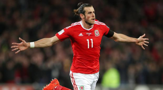 Republic of Ireland will have to deal with Gareth Bale on Friday
