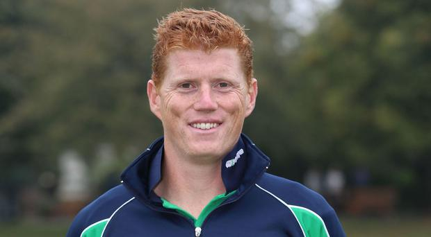 Kevin O'Brien was the star of Ireland's victory over Afghanistan