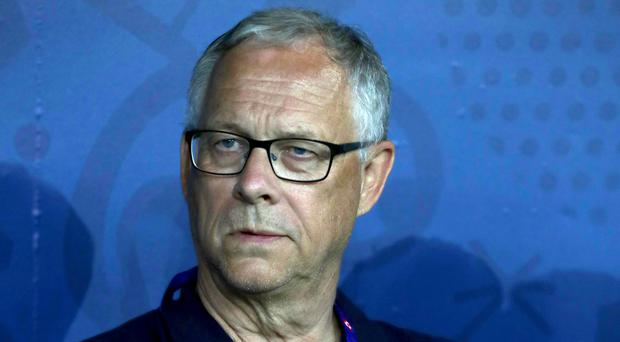 Lars Lagerback will take charge of Norway for the first time against Northern Ireland