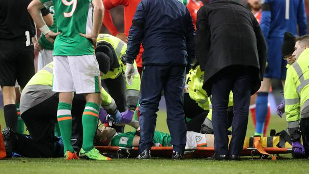 Everton boss Ronald Koeman pledges to support injured Seamus Coleman