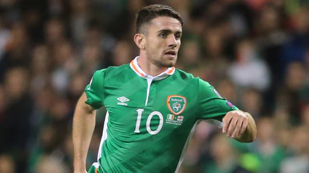 Robbie Brady will captain the Republic of Ireland in their friendly against Iceland