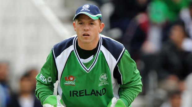 Ireland's Niall O'Brien