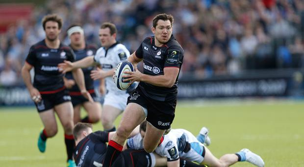 Saracens and Alex Goode are in the semi-finals